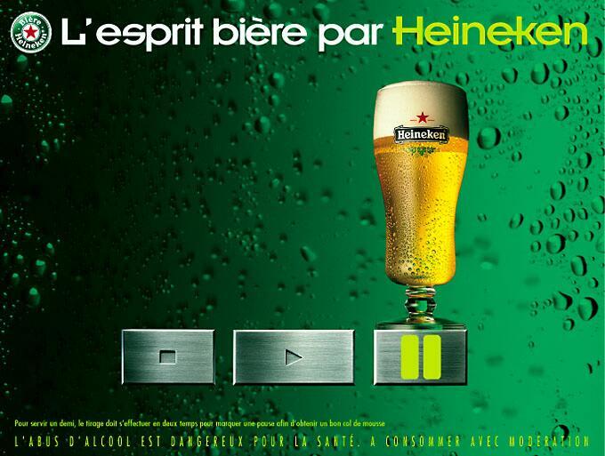 MAYA - the Bee Glamouring - Page 2 Heineken_pause